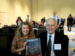 Dra Lucy Kerr e Dr. David Cosgrove
