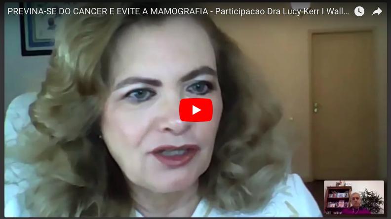 Webinário: Previna-se do Câncer e Evite a Mamografia